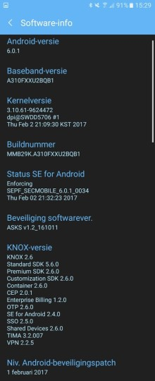 The Samsung Galaxy S4 And Tab 3 On T Mobile Also Started Receiving February Security Patch Recently