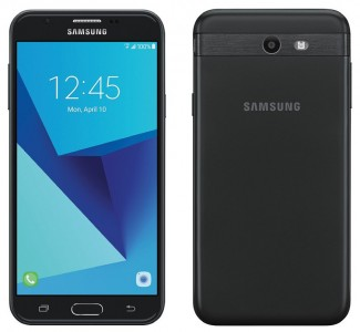 Samsung Galaxy J7 (2017) for Verizon (leaked image, courtesy of @evleaks)