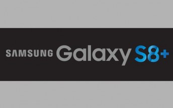 "Leaked logo confirms Samsung will use the name ""Galaxy S8+"""
