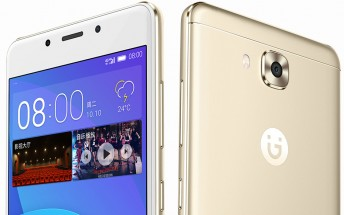 Gionee F5 is a new 5.3