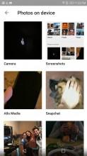 Photos: Photos on device (2.8) - Photos 2.8 brings new UI