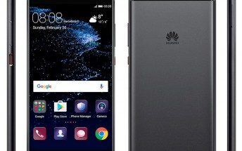 Huawei P10 stars in leaked press renders too