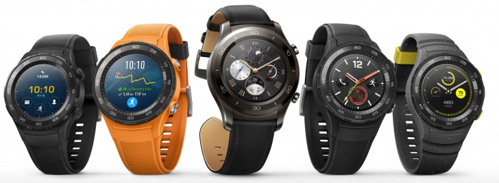 Huawei Watch 2 comes in two versions, there's a Porsche ...