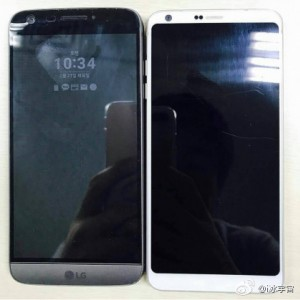 LG G5 (left) and LG G6 (right)