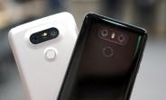 LG G6 vs. LG G5: quad-cam comparison