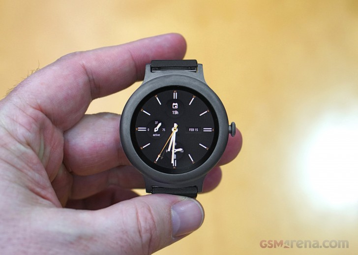 Lg Watch Style And Watch Sport Hands On Gsmarena Blog