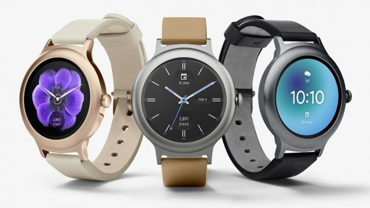 LG announces Watch Style and Watch Sport smartwatches ...