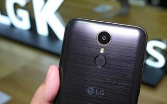 LG K10 (2017) arrives as X400 in South Korea