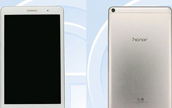 Huawei MediaPad T3 clears TENAA with 8