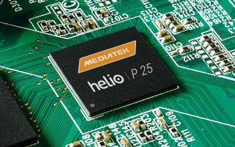 MediaTek introduces Helio P25 - a midrange chipset with dual camera features