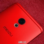 Meizu Pro 6 Plus in red