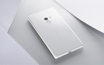 Flash sale of white-colored Xiaomi Mi Mix over in under a minute