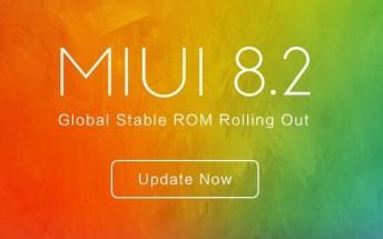 MIUI 8.2 makes its way to Xiaomi Mi Mix and Mi Note 2