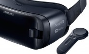 Latest Samsung Gear VR comes with a standalone controller