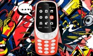 The Nokia 3310 is back, but it's not exactly a pretty sight