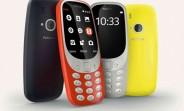 Pre-orders for Nokia 3, Nokia 5, and Nokia 3310 go live