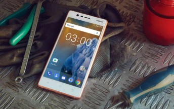 Nokia 5 and 3 go official, special edition Nokia 6 Arte Black joins them