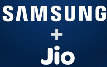 Jio and Samsung join forces to expand coverage to 90% of India population