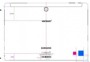 Samsung Tab Pro S2 FCC listing