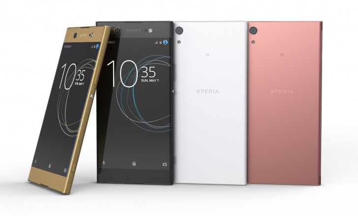 Sony Xperia Xa1 And Xa1 Ultra Go Official With Thin Bezels