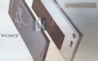 Sony Xperia XZ Premium leaks, due for release in May