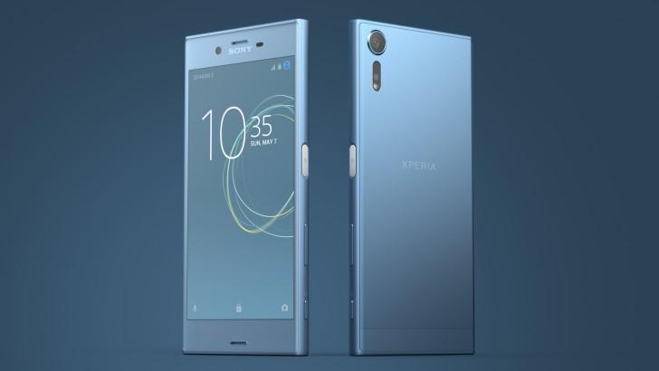 سوني تكشف عن هاتفي اكسبيريا XZs وXZ Premium 1