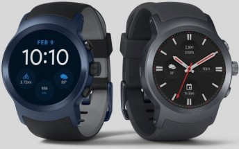 AT&T, Verizon detail their pricing and release time frames for the LG Watch Sport