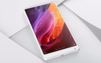 White Xiaomi Mi Mix goes on its first flash-sale in China