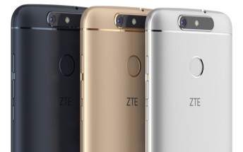 ZTE announces the Blade V8 Mini and Blade V8 Lite