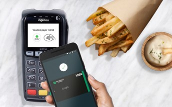 Android Pay launches in Belgium