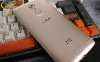 ZTE launches preview program for the Axon 7 Mini's Android 7.1.1 Nougat update