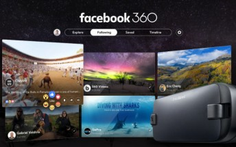 Facebook 360 app for Samsung Gear VR now available