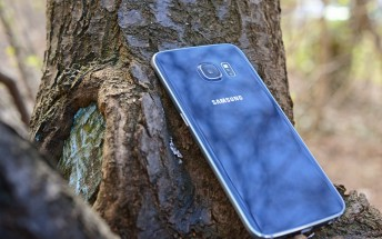 Samsung Galaxy S6 and S6 edge Android Nougat update is rolling out in Europe