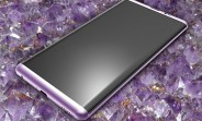 Samsung Galaxy S8 Amethyst color confirmed