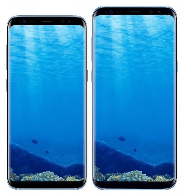 Samsung Galaxy S8 Duo Leaks In Coral Blue Gsmarena Blog