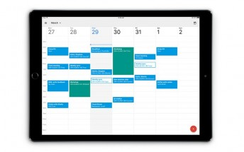 Google brings its Calendar app to iPad