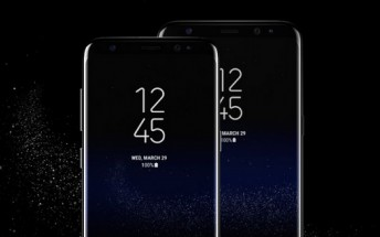 Samsung Galaxy S8/S8+ to arrive in China on May 25