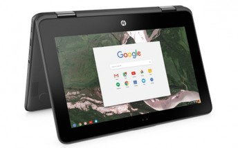 HP Chromebook x360 11 G1 Education Edition announced