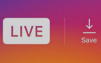 New update allows Instagram users to save live videos