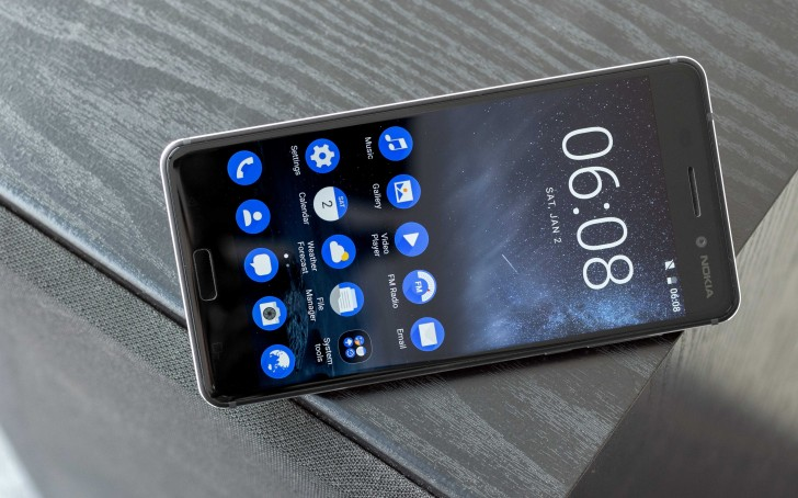 Just in: Nokia 6 hands-on - GSMArena blog