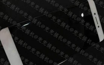Next LeEco flagship smartphone purportedly leaks showing curved display