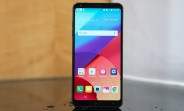 The LG G6 has over 40,000 pre-orders in Korea
