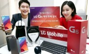 LG offering benefits up to $390 on G6 pre-orders in Korea
