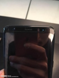 Samsung Galaxy S8 leaked shots