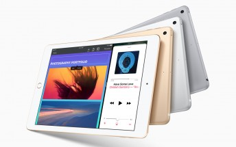 Apple announces new 9.7-inch iPad, starts at $329