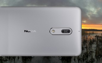 Design sketch shows Nokia flagship with a dual camera and Zeiss lens
