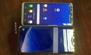 New leak shows the Samsung Galaxy S8 and S8+ side by side