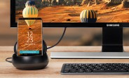 Samsung DeX brings sedentary desktop life to the mobile Galaxy S8
