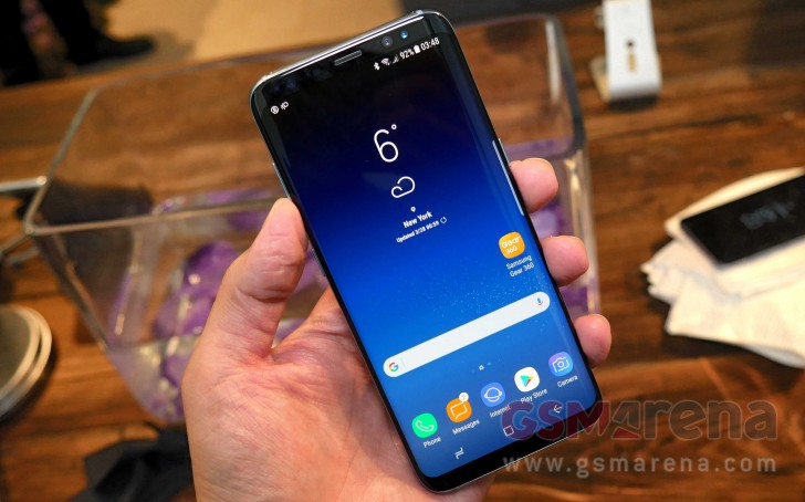 galaxy s8 to beat the s7 in sales samsung says   gsmarena