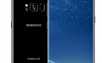 US-bound S8 units will come with Galaxy branding on the back